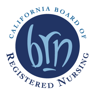 Board of Registered Nursing Logo