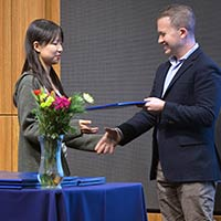 Berkeley Haas Global Access Program closing ceremony