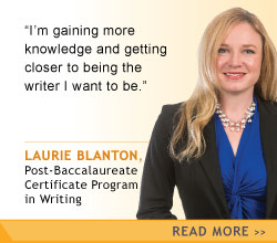 Laurie Blanton Quote