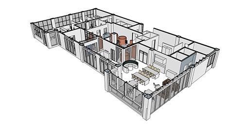 Arch x413 8 space planning uc berkeley extension for Berkeley extension interior design