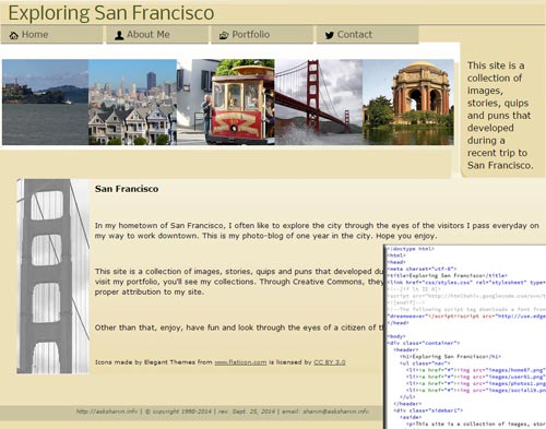 Web Design With Html5 And Css3 Design X455 Uc Berkeley Extension